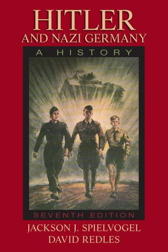 Hitler and Nazi Germany A History 7th 2014 (Revised) edition cover