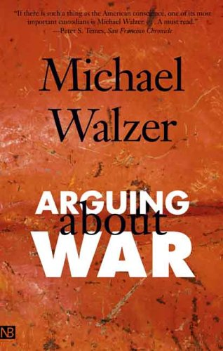 Arguing about War   2006 edition cover