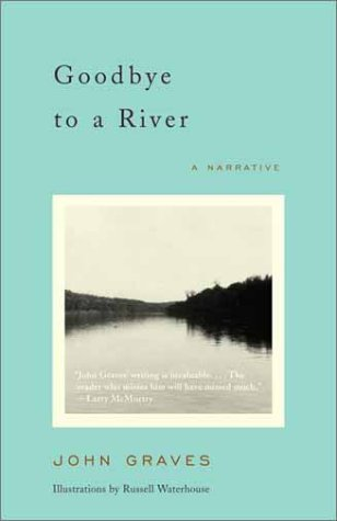 Goodbye to a River A Narrative  2002 edition cover