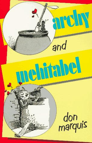 Archy and Mehitabel   1990 edition cover