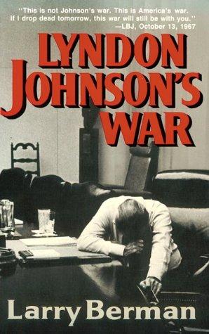 Lyndon Johnson's War  N/A edition cover