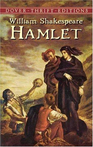 Hamlet   1992 (Unabridged) edition cover