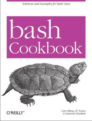 Bash Cookbook Solutions and Examples for Bash Users  2006 edition cover