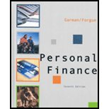 Personal Finance : Text with Young Money Magazine 7th 2003 9780618226788 Front Cover
