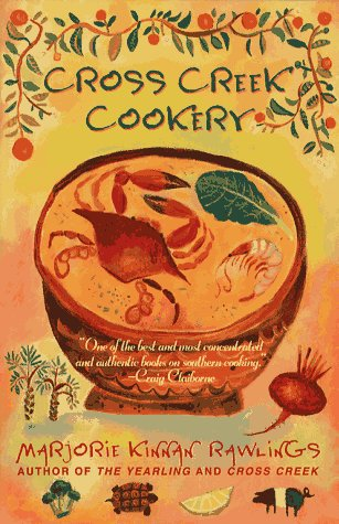 Cross Creek Cookery   1996 edition cover
