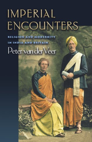 Imperial Encounters Religion and Modernity in India and Britain  2001 edition cover
