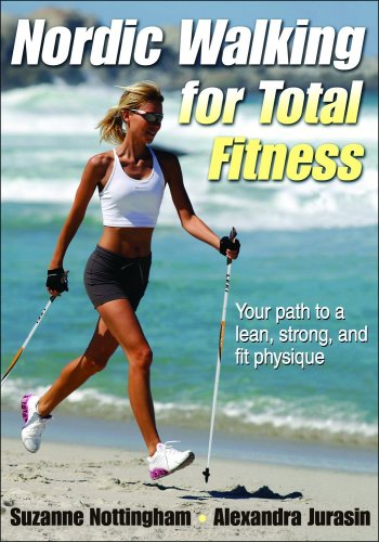 Nordic Walking for Total Fitness   2010 edition cover