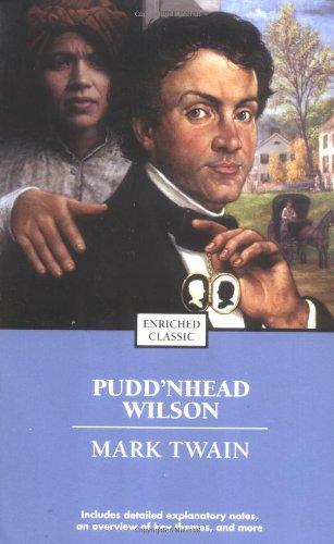 Pudd'nhead Wilson   2004 edition cover