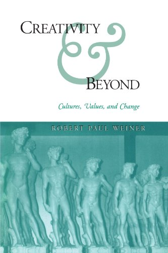 Creativity and Beyond Cultures, Values, and Change  2000 edition cover