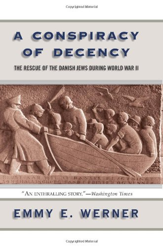Conspiracy of Decency The Rescue of the Danish Jews During World War II  2005 edition cover