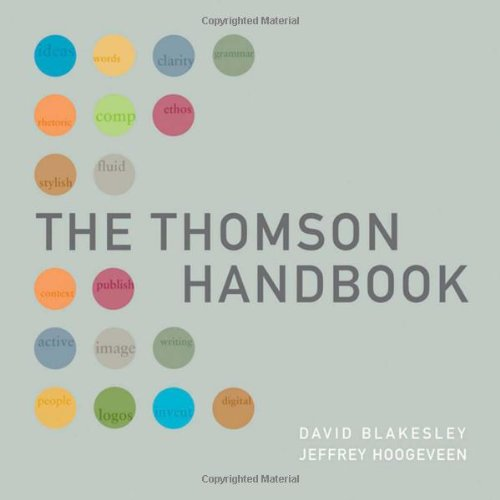 Thomson Handbook   2008 edition cover