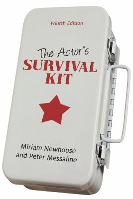 Actor's Survival Kit  4th 2007 9781550026788 Front Cover
