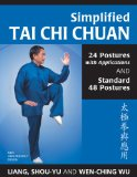 Simplified Tai Chi Chuan 24 Postures with Applications and Standard 48 Postures  2014 (Revised) edition cover