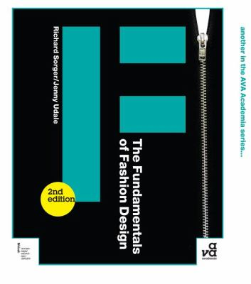Fundamentals of Fashion Design  2nd 2012 (Revised) edition cover