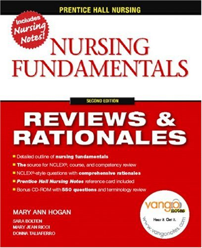 Nursing Fundamentals  2nd 2008 edition cover