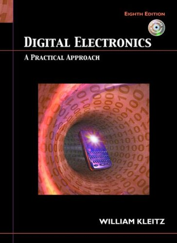 Digital Electronics A Practical Approach 8th 2008 edition cover