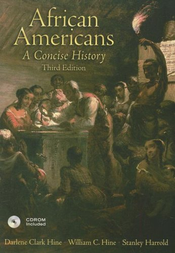 African Americans A Concise History 3rd 2009 9780136002789 Front Cover