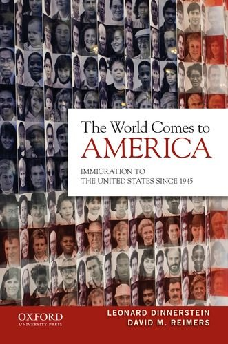 World Comes to America Immigration to the United States Since 1945 N/A edition cover