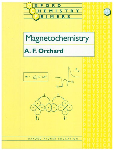 Magnetochemistry   2003 edition cover