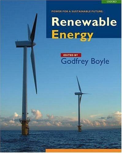 Renewable Energy  2nd 2003 (Revised) edition cover