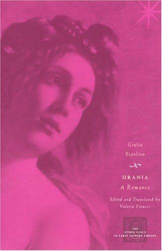 Urania A Romance  2005 edition cover