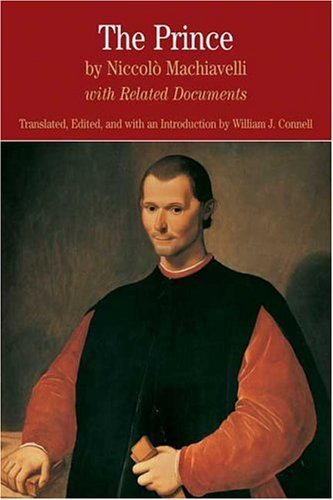 Prince By Niccolo Machiavelli with Related Documents  2005 (Revised) edition cover