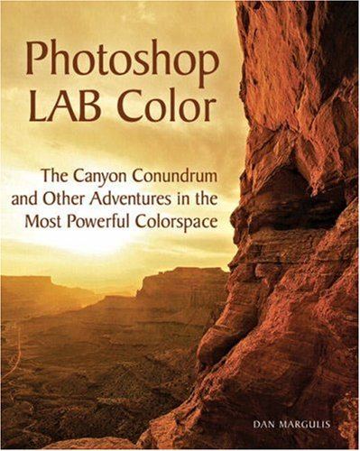 Photoshop LAB Color Solving the Canyon Conundrum  2006 edition cover