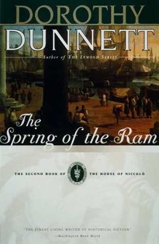 Spring of the Ram The Second Book of the House of Niccolo N/A edition cover