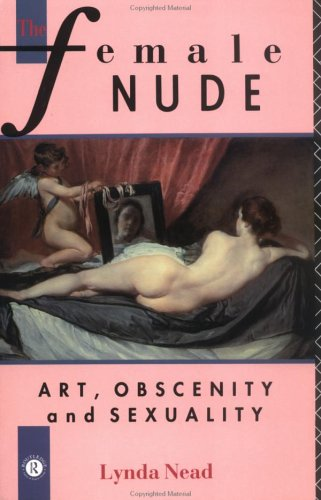 Female Nude Art, Obscenity and Sexuality  1992 edition cover