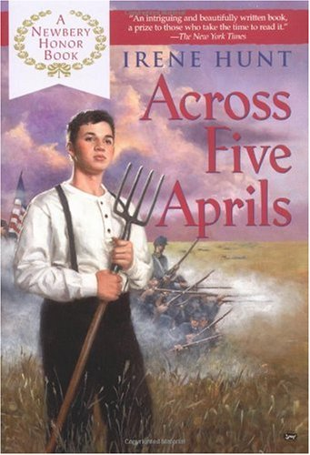 Across Five Aprils  N/A edition cover