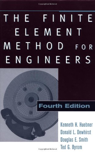 Finite Element Method for Engineers  4th 2001 (Revised) edition cover