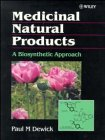 Medicinal Natural Products A Biosynthetic Approach 1st 1997 9780471974789 Front Cover