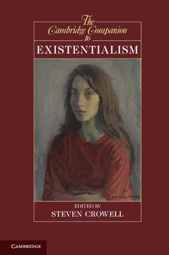 Cambridge Companion to Existentialism   2012 edition cover