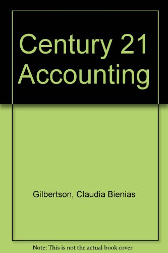 Accounting  8th 2006 9780538972789 Front Cover