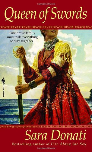 Queen of Swords A Novel N/A 9780553582789 Front Cover