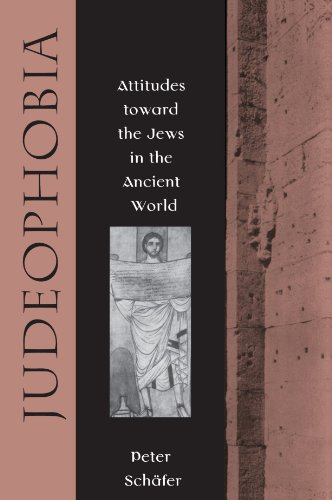 Judeophobia Attitudes Toward the Jews in the Ancient World  1997 edition cover