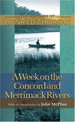 Week on the Concord and Merrimack Rivers   2004 (Revised) edition cover