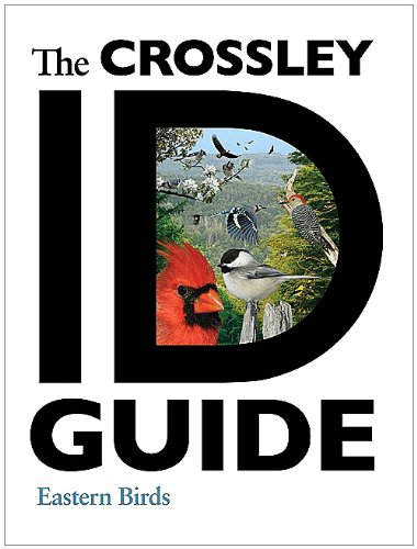 Crossley ID Guide Eastern Birds  2011 edition cover