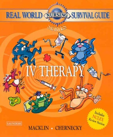 IV Therapy   2003 edition cover