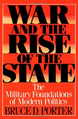 War and the Rise of the State   2002 edition cover