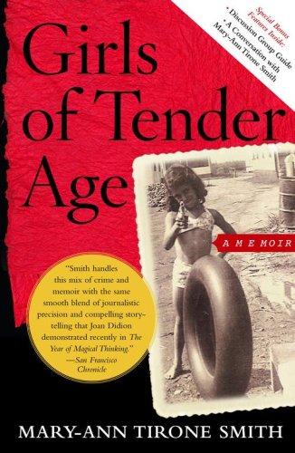 Girls of Tender Age A Memoir  2007 edition cover
