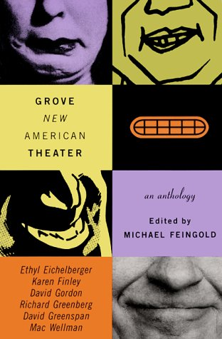 Grove New American Theater An Anthology N/A 9780802132789 Front Cover