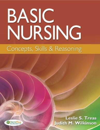 Basic Nursing Concepts, Skills and Reasoning  2014 9780803627789 Front Cover