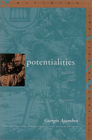 Potentialities Collected Essays in Philosophy  1999 edition cover