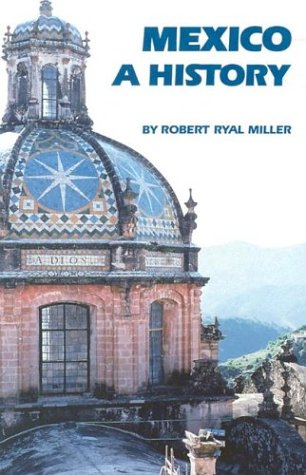 Mexico A History  1986 edition cover