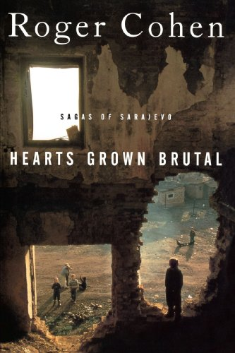 Hearts Grown Brutal Sagas of Sarajevo N/A edition cover