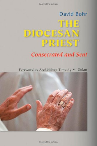 Diocesan Priest Consecrated and Sent  2009 edition cover