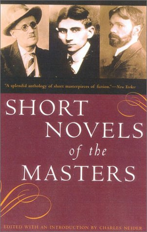 Short Novels of the Masters   2001 (Reprint) edition cover