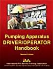 Pumping Apparatus Driver Operator Handbook Second Edition 2nd 2006 edition cover