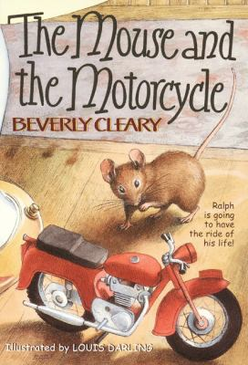 Mouse and the Motorcycle   1999 (PrintBraille) 9780881032789 Front Cover